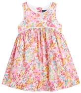 Tommy Hilfiger Final Sale- Floral Sleeveless Dress