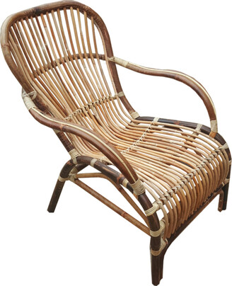 Aries Trading Malaga Rattan Arm Chair