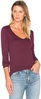 Velvet by Graham & Spencer Atlanta Long Sleeve Tee
