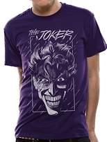 Batman Men's Joker T-Shirts