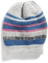 Free People Everyday Striped Beanie
