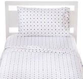 Circo Star Microfiber Sheet Set White - Pillowfort