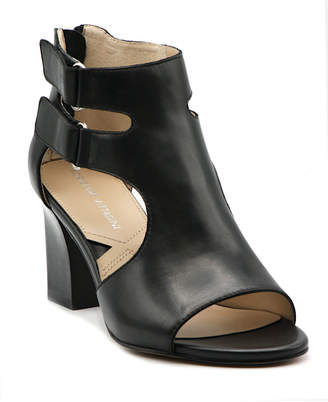 Adrienne Vittadini Rea Block Heel Sandals Women Shoes