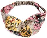 Gucci printed hairband