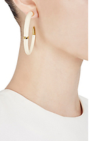 Aurélie Bidermann Women's Caftan Moon Half-Hoop Earrings