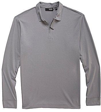Murano Liquid Luxury Half-Zip Polo Shirt