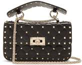 Valentino Rockstud small quilted-leather shoulder bag