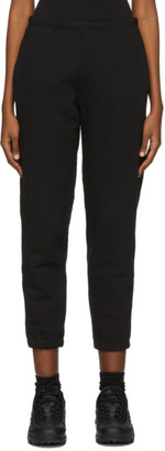 Gil Rodriguez Black Beachwood Lounge Pants