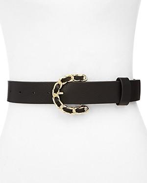 B-Low the Belt Women's Anabella Leather Belt