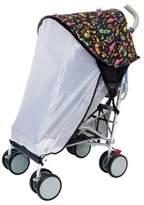 Dream Baby Dreambaby® StrollerbuddyTM Extenda-ShadeTM Stroller Sun Canopy with Insect Netting