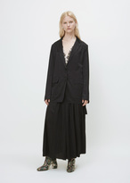 Dries Van Noten black baber