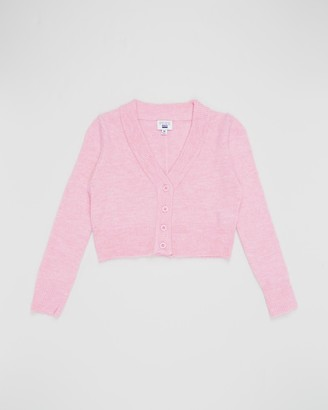 Cotton On Ailie Crop Cardigan - Teens