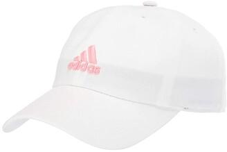 adidas Saturday Relaxed Adjustable Cap (Tech Indigo Blue/Purple Tint) Baseball Caps
