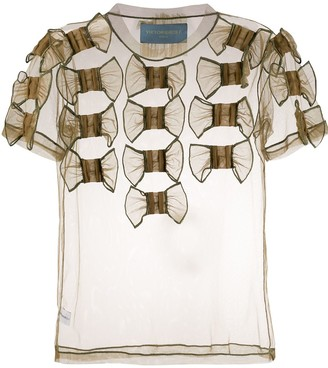 Viktor & Rolf Too Many Bows T-shirt