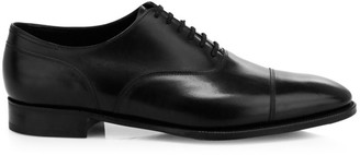 John Lobb Alford Classic Leather Oxfords