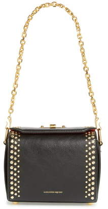 Alexander McQueen Box Bag 19 Studded Leather Bag