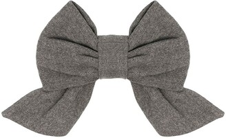 Piccola Ludo Bow-Embellished Pin
