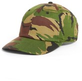 Rag & Bone Men's Dylan Camo Ball Cap - Green
