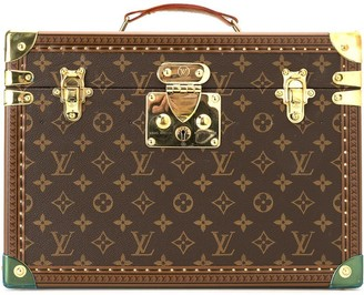 Louis Vuitton Monogram Cosmetic Box