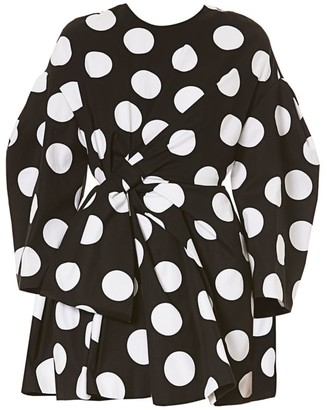 Carolina Herrera Cotton T-Shirt Dress