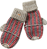Scotch & Soda Chunky Knitted Mittens