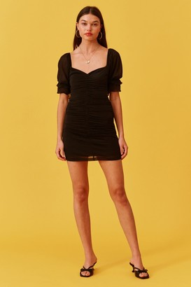 Finders Keepers SABINA BODYCON MINI black