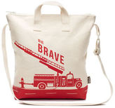 Brika Be Brave Cotton Canvas Tote