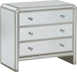 Coast To Coast Three Drawer Chest