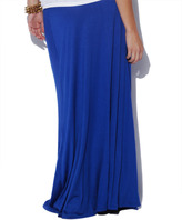 Wet Seal Solid Maxi Skirt