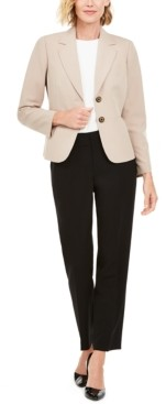Le Suit Blazer & Pants Suit