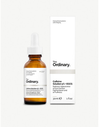 The Ordinary Ladies 5% + Egcg Caffeine Solution, Size: 30ml