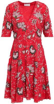 Antik Batik Chacha Embellished Cotton Dress
