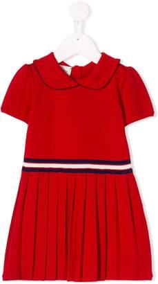 Gucci Kids Peter Pan collar dress