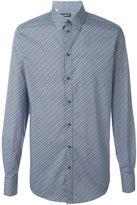 Dolce & Gabbana diamond print shirt