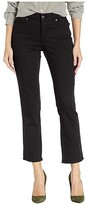 Levi's Womens Womens Classic Straight Jeans (Soft Black) Women's Jeans