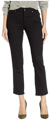Levi's(r) Womens Classic Straight Jeans (Soft Black) Women's Jeans