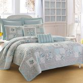 Laura Ashley Everly Reversible Twin Quilt