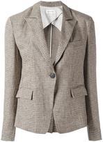 Etoile Isabel Marant Jayden blazer - women - Cotton/Linen/Flax - 36