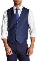Tommy Hilfiger Five Button Wool Vest