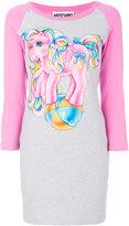 Moschino My Little Pony raglan T-shirt dress