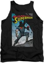 Superman Alternate Mens Tank Top Shirt