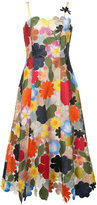 Rosie Assoulin Hodges floral dress