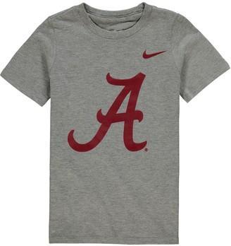 Nike Preschool Charcoal Alabama Crimson Tide Logo T-Shirt