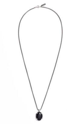 Degs & Sal Onyx Pendant Necklace