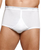 Jockey Men's Tall Man Classic Full-Rise Briefs 2-Pack