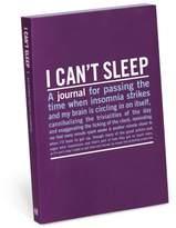 Knock Knock I Can't Sleep Journal