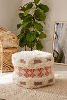 Urban Outfitters Helena Geo Pillow Pouf