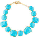 Kenneth Jay Lane Cabochon Collar Necklace