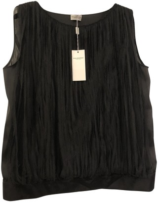Philosophy di Alberta Ferretti Black Top for Women