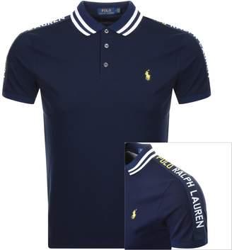 Ralph Lauren Custom Slim Fit Polo Navy